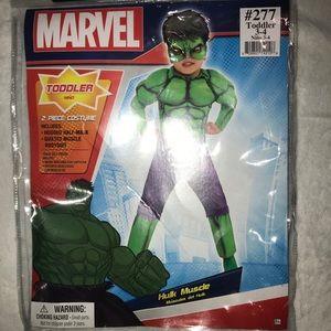 Hulk Costume (Toddler)